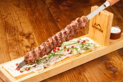 Espetada de Carne Picada Khabab Borrego