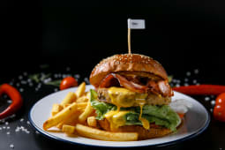 Chicken burger (500/100г)
