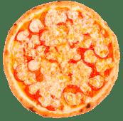 Піца Double начинка Маргарита (560г/30см)