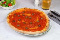 Pizza pomodoro bio