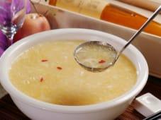 Суп с сахарной кукурузы