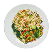 Удон з овочами (330г)