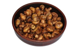 Гриби, запечені на мангалі (100г)