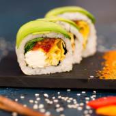 Vegetarian roll (5 pzas.)