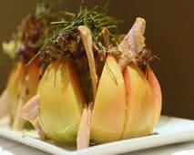 Tomate Valenciano con Ventresca | Ensalada Fresca y Saludable