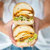 Sándwich special chicken