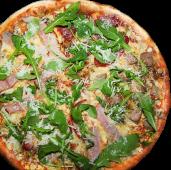 Піца Чотири м'яса (650г/35см)