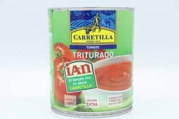 Tomate Carretilla Triturado 800 Gramos.