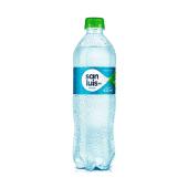 Agua con gas (500 ml.)