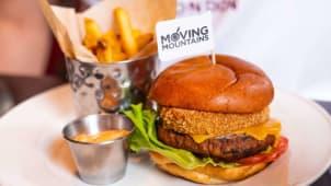Moving Mountains® Burger