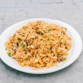 Wok on wheels special rice