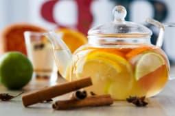 Чай цитрусовий
