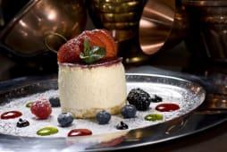 Сирно-ягідний десерт (150г)