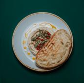 Локальний хумус (170/60г)