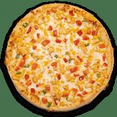 Pizza Pui cu porumb