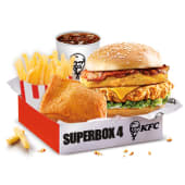 Menu Superbox 4 Single