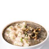 Ceviche de concha y pescado