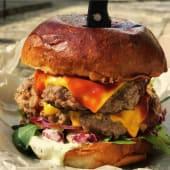 Бургер Подвійний (530г)