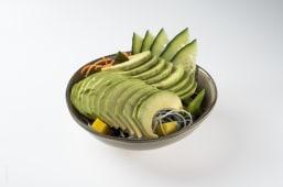 Salada Pêra Abacate