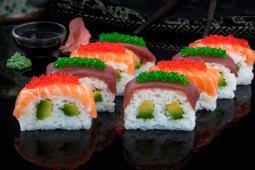 Zen Oshi Sushi