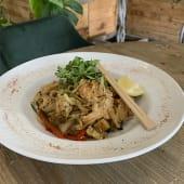 Bowl de Salteado de verduras con Quinoa