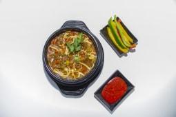 Суп с фунчозой по-тайски (400 гр.)