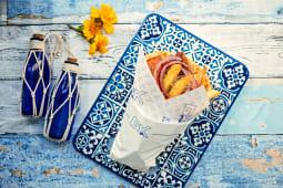 Pita Souvlaki maiale o pollo