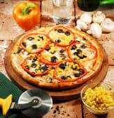 Pizza Vegetariana 24cm