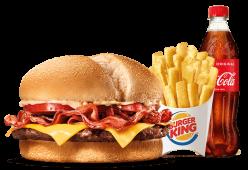 Menu The King Bacon