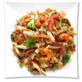 Pad Thai Mixto, 3 Ingredientes
