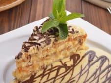 Мигдальний торт (120/40г)
