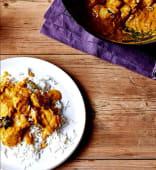 Curry indian de pui