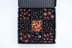 Mix dražeja od crne čokolade