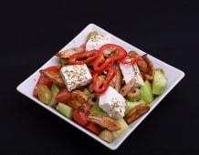 Greek chicken salata