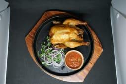 Цыпленок целиком на гриле (450 гр.)