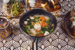 Classic Herbal Clear Soup