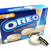 Biscotti Oreo Ricoperti Cioccolato Bianco gr.246