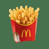 Cartofi prăjiți porție medie