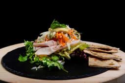 Tigellona caesar salad