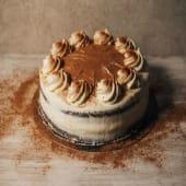 Cream carrot cake (tarta entera)