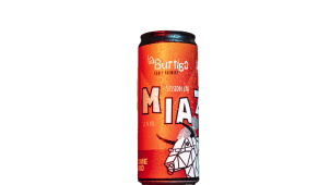 Mia zia 33 cl - lattina