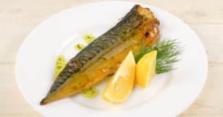 Скумбрія барбекю (150г)