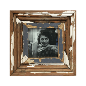 Cornice in legno recuperato 28x28 AE