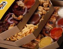 Triple BBQ Donbox