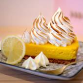 Lemon pie (ración)