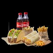 Taco Double Box