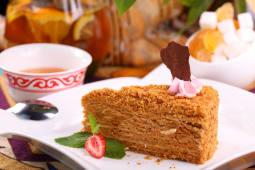 Торт Медовик (135г)