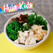Poke tofu kids