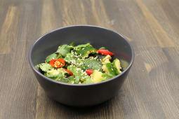 Салат з битих огірків (200г)