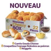 Cheezy Box - 22 pièces
